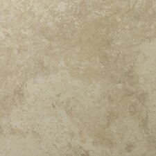 "Lucerne 13"" x 13"" Porcelain Floor Tile in Alpi"