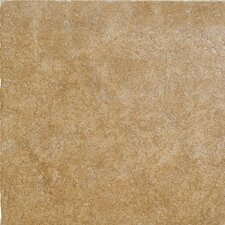 "Genoa 16"" x 16"" Glazed Porcelain Floor Tile in Marini"