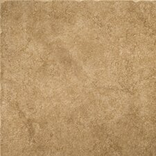 "Genoa 13"" x 13"" Glazed Porcelain Floor Tile in Campetto"