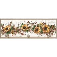 Sunflowers Plaque