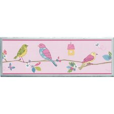 Social Birdie Wall Plaque