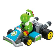 RC Mario Kart 7 Car with Yoshi