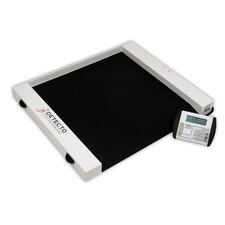 Semi Portable Digital Wheelchair Scale