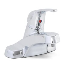 Westlake Single Handle Bathroom Faucet with ABS Pop Up