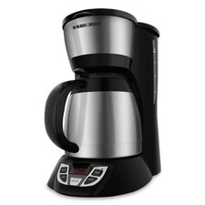 8 Cup Thermal Coffee Maker