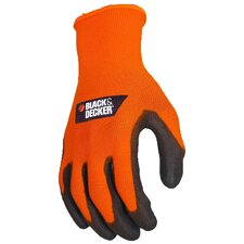 Polyurethane Dip Palm Work Glove