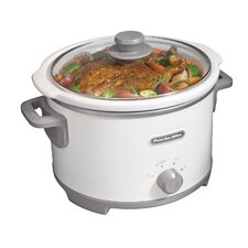 4 Qt Oval Slow Cooker