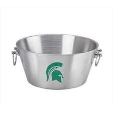 Collegiate Michigan State Party Tub