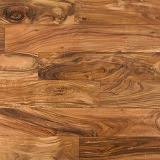 "Handscraped 4-7/8"" Solid Flooring in Acacia"