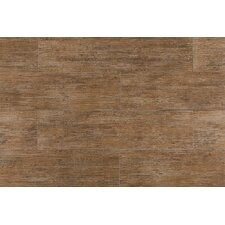 "Wood Grain Series 6"" x 24"" Porcelain Tile in Maple"