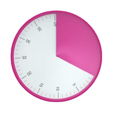 Pie Kitchen Timer in Pink