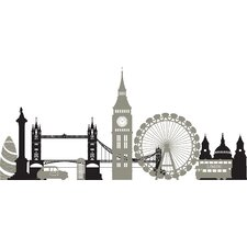 London Calling Small Wall Art Kit