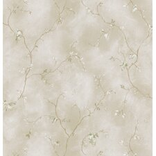 Kitchen and Bath Resource II Ivy Vine Trail Wallpaper