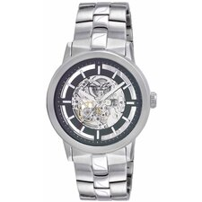 Men's Automatics Bracelets Watch in Gunmetal