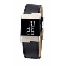 Women's Straps Digital Watch in Black