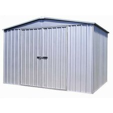 HighLander Steel Storage Shed