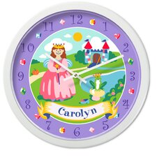 Happily Ever After Personalized  Clock