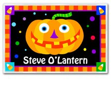 Halloween o' lantern  Personalized Placemat