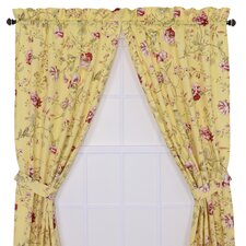 Coventry Scale Floral Window Treatment Collection