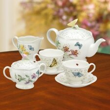 Butterfly Meadow 9 Piece Tea Set