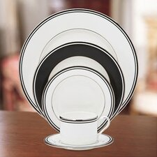 Federal Platinum 5 Piece Place Setting