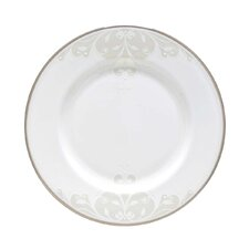 Opal Innocence Scroll Salad Plate