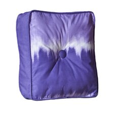 Tie Dye Box Cotton Blend Pillow