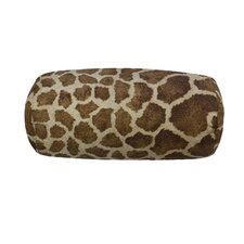 Giraffe Neckroll Cotton Blend / Polyester Pillow