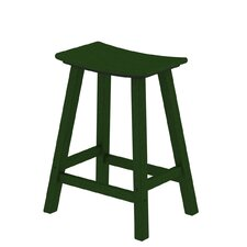 Traditional Saddle Bar Stool