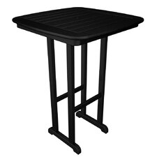 Nautical Bar Height Table
