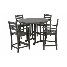 La Casa Cafe 5 Piece Counter Set