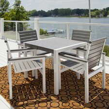 Mod 5 Piece Dining Set