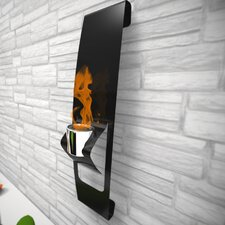Ark Wall Mounted Bio Ethanol Fireplace