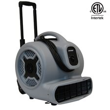 3/4 HP Air Mover and Carpet Dryer