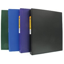 "2"" Assorted Colors Economy Binder"