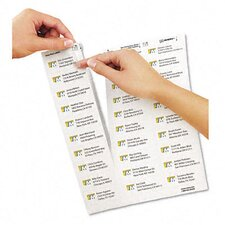 Easy Peel Inkjet Mailing Labels, 300/Pack