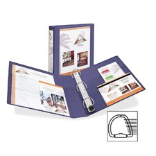 "1.5"" Heavy-Duty Nonstick View Binder"