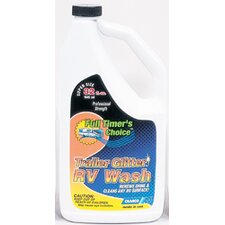 32 Oz. Full Timer's Choice Trailer Glitter RV Wash
