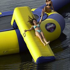 Small Aqua Slide Water Trampoline Attachment