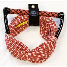 75' 1 - Section Ski Rope with EVA Grip - Elite