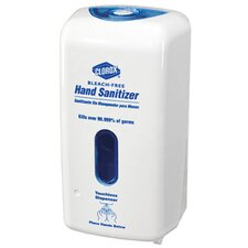 Hand Sanitizer Refill Bottle in Clear