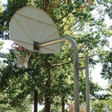 Bent Post Basketball Backstop