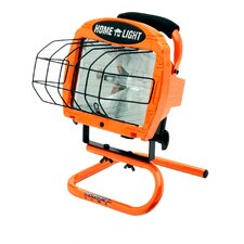 Portable Halogen Work Light
