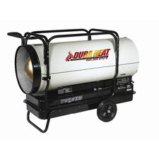 650,000 BTU Forced Air Utility Kerosene Space Heater