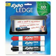 Ledge Dry-Erase Marker Set (4 Pack)