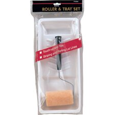 "2 Piece 3"" Roller & Tray Set PT03323"