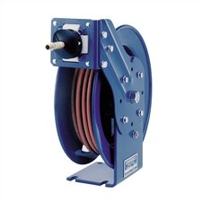 Medium Pressure Heavy Duty Hose Reel w/ Hose (1500 - 3000 psi)