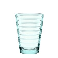Aino Aalto 11.2 oz. Water Green Tumblers (Set of 2)