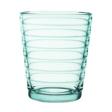 8.55Aino Aalto 7.75 Oz. Tumblers Water Green (Set of 2)