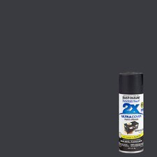 Painter's Touch® 2X™ 12 Oz Black Cover Spray Paint Semi Gloss
